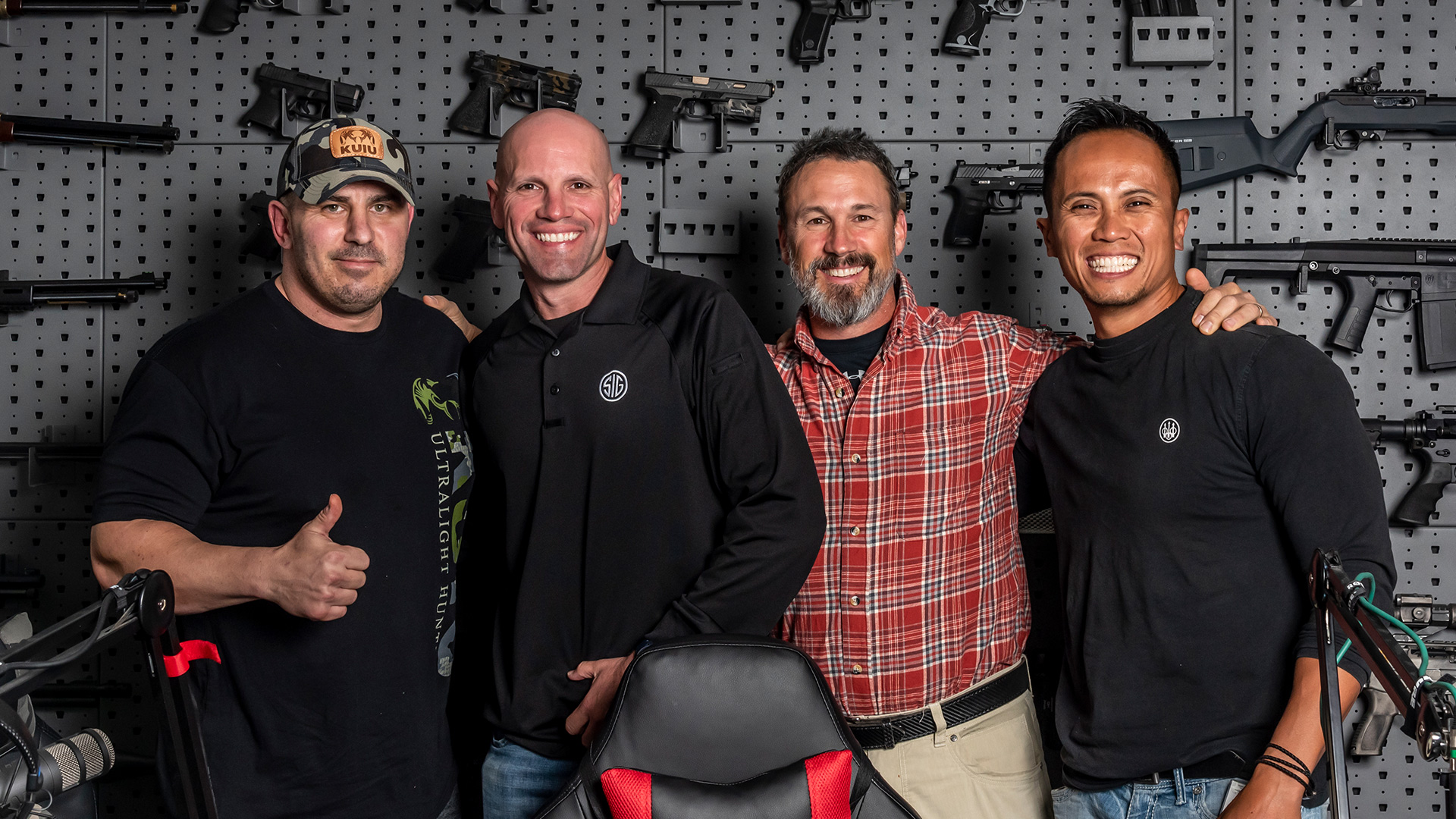 Pro Shooter Roundtable with Max, JJ, and Doug